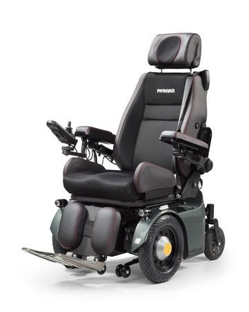 PR 50 Elektro-Rollstuhl Sodermanns