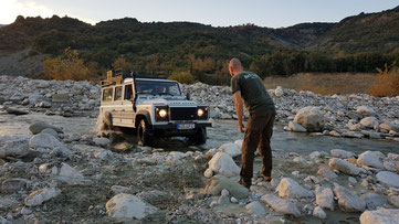 Griechenland - Legends of Greece Offroad Tour