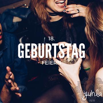 Den 18 Geburtstag Feiern Yuhla Blog De
