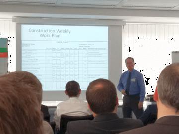 Vortrag von Prof. Glenn Ballard am 16.02.2016 in Frankfurt_Lean Ingenieure - Tobias Guller