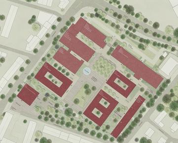 Lageplan Technische Fakultät Universität Kiel