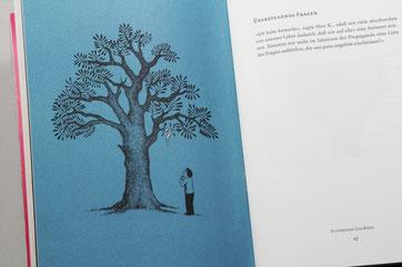 bertolt brecht, illustration, überzeugende fragen