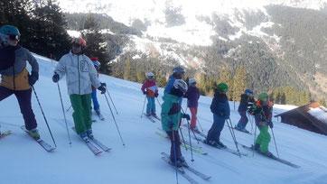 Skitag Grindelwald 22. Februar 2020