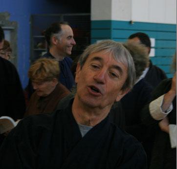 Jean-François BILLEY Conseiller Technique de L'UABTCC et un de ses membres fondateurs