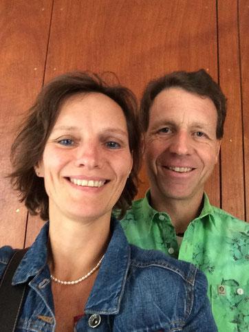 Angelika und Peter Eggmann