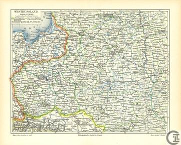 Grodno, Kowno, Wilna, historisches Polen, Galizien, Wolhynien