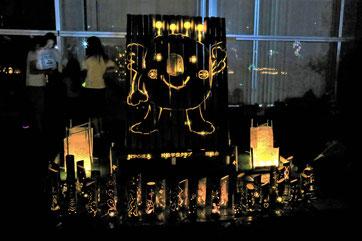 NPO法人村松学童クラブ育成会 作品名「いばラッキー」