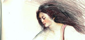 Angelika Wolf Pastellkreiden
