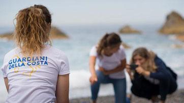 Bürger-Küstenschutzprojekt Italiens startet wieder