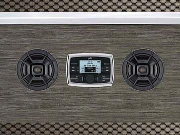 aussenwhirlpool premium soundsystem