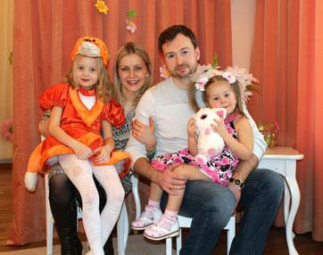Слайдшоу к 10-летию свадьбы Сергея и Юлии