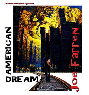 """Zum zehnjährigen Jubiläum erscheint die vom Künstler handsignierte EP """"American Dream"""" in einer durchnumerierten Auflage von 33 Exemplaren. Vorbestellungen beim Verlag sind möglich. Preis: 6,66 Euro"""