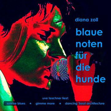 Minstream vom Feinsten: Uve Teschner liest Diana Zoll - TextMusik