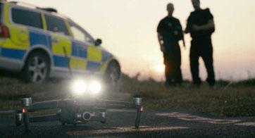 Drones para seguridad privada o empresarial, mantenga seguro el perímetro con drones, contáctenos ahora