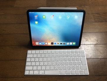 まるかんのお店ひかり玉名店のiPad Proが届きました