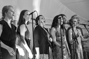 Singen in der Gruppe für Ambitionierte