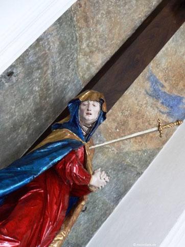 Schmerzensmutter von Ignaz Günther, St. Jakobus, Vierkirchen