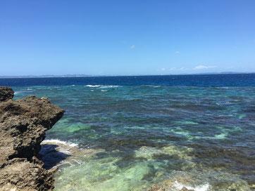 久高島 カベール岬