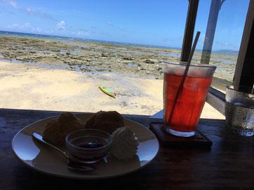 浜辺の茶屋カフェ