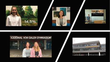 Screenshots aus dem Wettbewerbsfilm