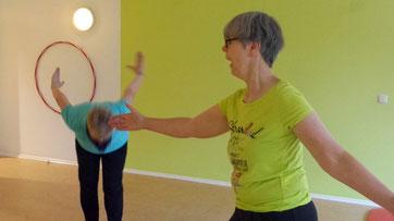 Parkinson-Gymnastik mit Musik und viel Spaß!