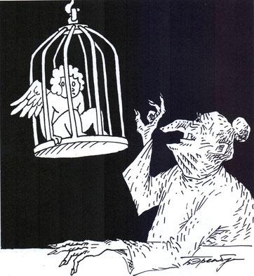 Б. Эренбург. Галерея мастеров карикатуры. Вып. 9. СПб. 2010.