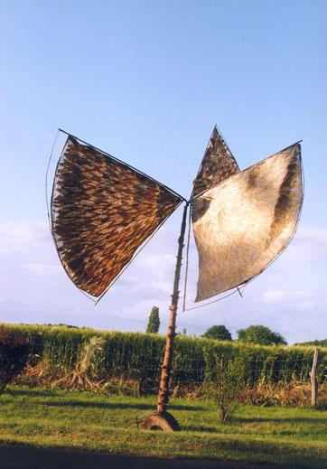 """2004 - """" Les JARTdins de Montagny """" Montagny-en-Vexin - Roman Gorski"""