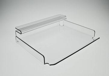 Distributeur de papier gras 9406017, FMU GmbH, Accessoires pour le snacking