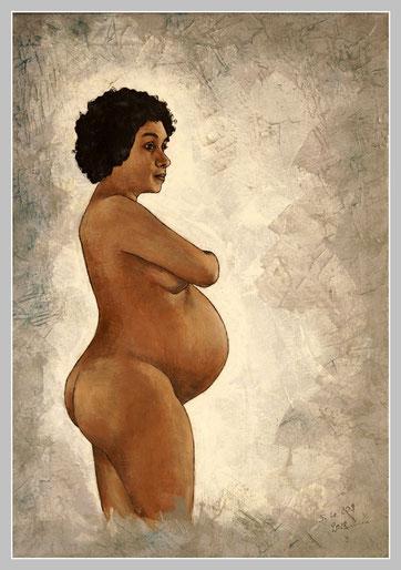 Allégorie de la fertilité.