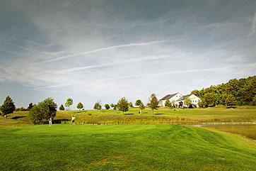 Golf spielen in der Eifel