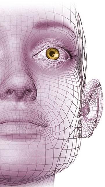 NeuroScanBalance Orthopädie - Gesicht