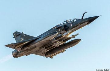 Opération Chammal: nouvelles configurations pour les avions de l'armée de l'air