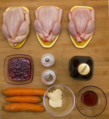 Thanksgiving Truthahn Hähnchen Stubenüken Rezept selber machen Zubereitung