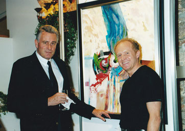 Klaus Wildpolz und Peter Florian