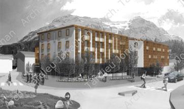 HOTEL CELERINA (CH)
