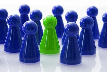 Für mehr Kunden und bessere Kunden: Kundenkreis Optimierung und Erweiterung. Welche Kunden wollen Sie? Welche Kunden Wollen Sie weniger? Nicht nur Masse, sondern auch Klasse! Wir beraten Sie gern!