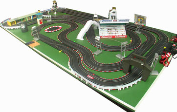 Carrerakids Slotracetrack 1:43