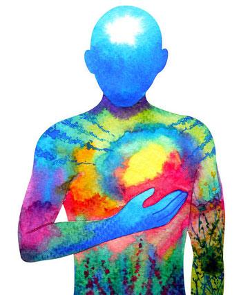 Guérisseur de l'âme - Soin de l'âme - Pèlerinage bien- être