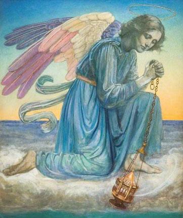 大天使ラギュエル~役割、私が感じる大天使ラギュエル、大天使ラギュエルからのメッセージ