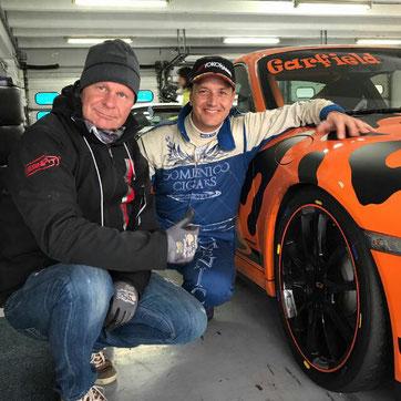 Marco Rudolf Porsche Cup / Snipptec-Importeur Schweiz
