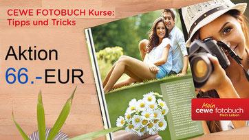 CEWE Fotobuch Kurse