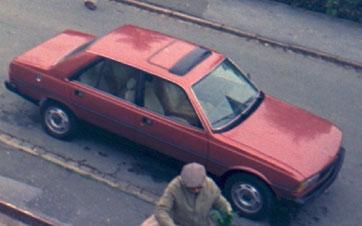 Peugeot 305 SR 1979