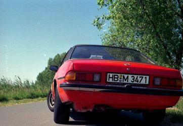 Opel Manta B 2.0 E 1978