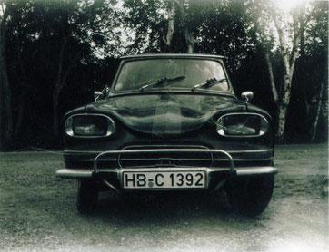 Citroen Ami 6 Break 1968 - das erste Auto