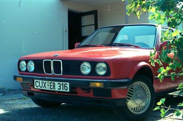 BMW E 30 316 1984