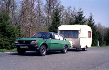Opel Ascona B 1.6 N 1976