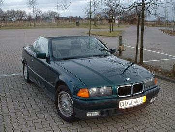 BMW E36-Cabrio 320i 1995