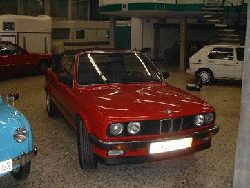 BMW E30-Cabrio 325i 1988