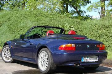 BMW Z3 1.9i roadster 1997