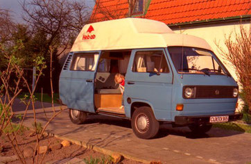VW-Bus T3 Camping 1980